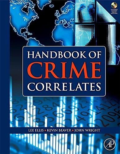 Handbook of Crime Correlates