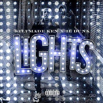 Lights (feat. 3l Dunk)
