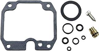 DP 0101-273 Carburetor Rebuild Repair Parts Kit Compatible with Yamaha 00-04 TT-R125, 03-07 TT-R125E TT-R125LE, 00-07 TT-R...