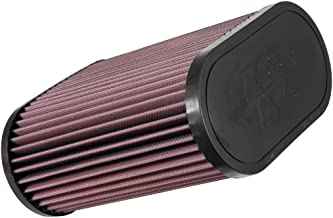 K&N Motorcycle Air Filter: High Flow Performance Air Filter Fits Yamaha YXM700 VIKING 4X4 2014-2019 Washable & Reusable Air Filter YA-6914