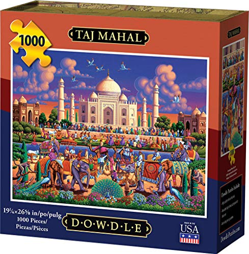1000 piece indian puzzles - 8