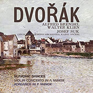 Dvorák: Slavonic Dances, Violin Concerto in A Minor & Romance in F Minor