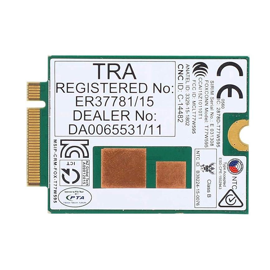 暴露する心配クルーズWiFiカード 4Gモジュールボード 150Mbps 4G LTE HP EliteBook G3 / G4(745 755 820 840 850)、ProBook G2(640 645 650 655)など用 タブレット/ノートPC/キーボード向け