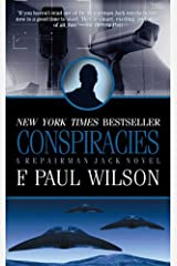 Conspiracies: A Repairman Jack Novel (Adversary Cycle/Repairman Jack Book 3) Kindle Edition