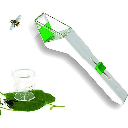 MEDUP Insektenf/änger mit Becherlupe und Lupenheft