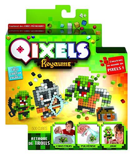 Asmokids kanaï Kids Mini Kit qixels Kingdom Creations–Theme–kk87110Troll Attack