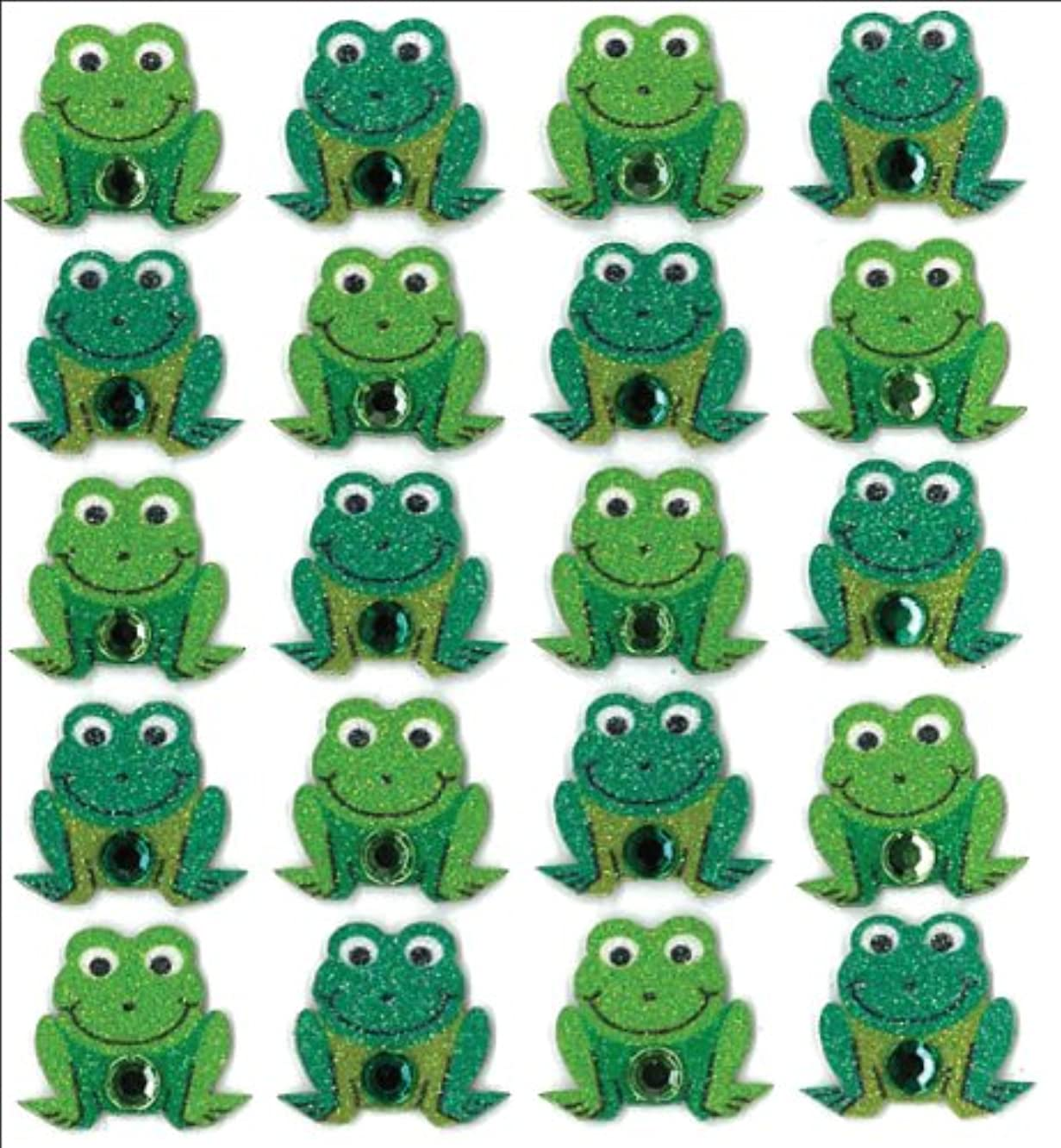 Jolee's Boutique Repeat Sticker Frogs (50-20747)