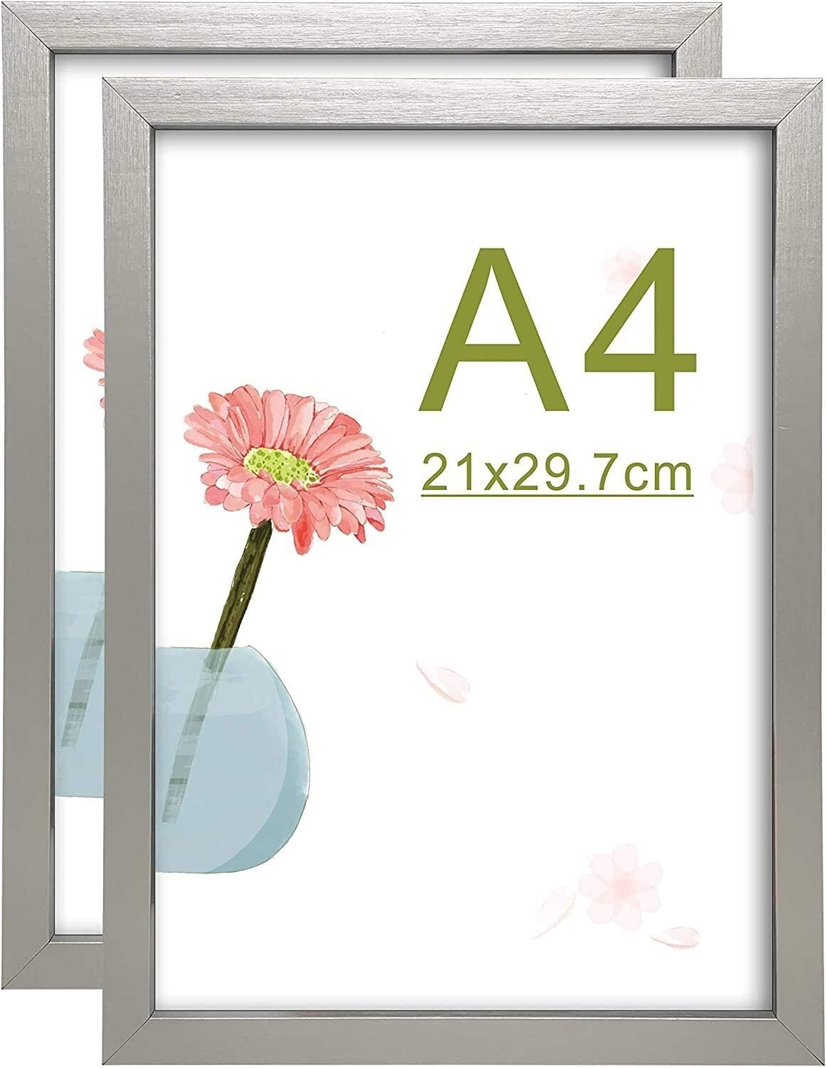 RENFEIYUAN 6x4'' 10x15cm Wood Photo Frames of Max 86% OFF Vintage Set W 4 Quality inspection