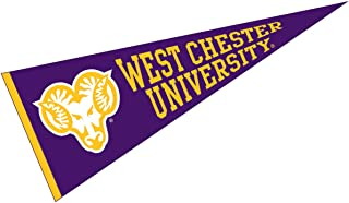 College Flags and Banners Co. West Chester Golden Rams Pennant 12