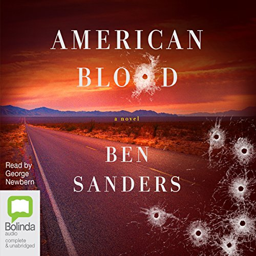 American Blood audiobook cover art