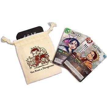 戦闘破壊学園ダンゲロス・ボードゲーム × 勇者のクズ 拡張カード「仁義なき勇者たちの戦い」