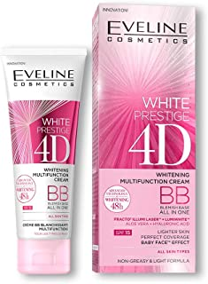 Eveline BB Moisturizing & Whitening Face Cream, Unisex