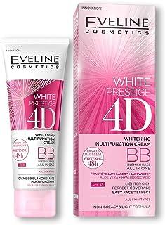 EVENLINE COSMETICS White Prestige 4D Whitening Multifunction BB Cream, 50 ml