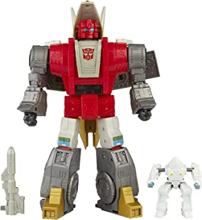Transformers Toys Studio Series 86-07 Leader Class The Transformers: The Movie 1986 Dinobot Slug Action Figures, Ages 8 an...