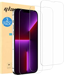 Shamo's Screen Protectors for iPhone 13 Pro Max, Tempered Glass Film for Apple iPhone 13 Pro Max, 3-Pack HD Crystal Clear