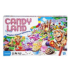 professional Board game for children from 3 years old Hasbro game Candyland Kingdom of Sweet Adventure (Amazon…