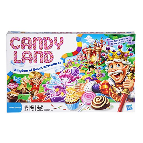 Candy Land Kingdom of Sweet Adventures...