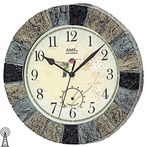 AMS Geräuschlose Uhren 5979