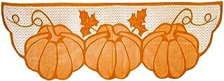 Fall Mantel Fireplace Scarf Garland Banner Pumpkin Fall Festival Thanksgiving Day Decoration