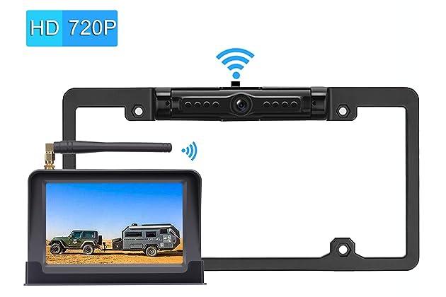 Best wireless rear cameras for rv | Amazon com