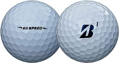 bridgestone e6+ logo overrun golf balls