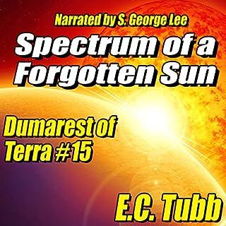 Couverture de Spectrum of a Forgotten Sun
