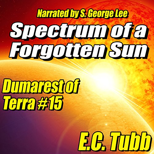 Spectrum of a Forgotten Sun audiobook cover art