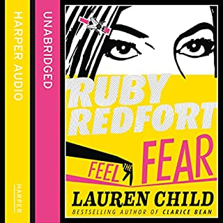 Feel the Fear (Ruby Redfort, Book 4) cover art