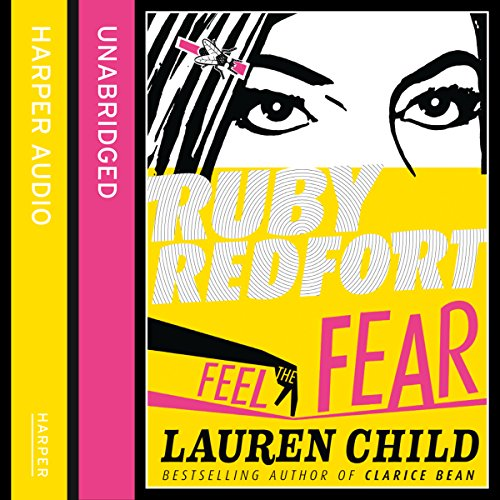 Feel the Fear (Ruby Redfort, Book 4) Titelbild