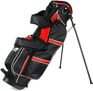 Intech Affinity Zls Stand Golf Bag Black/Red