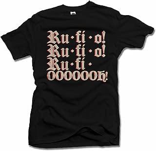 Rufio Funny T-Shirt Men's Tee (6.1oz)