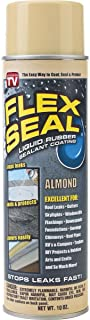 Flex Seal Spray Rubber Sealant Coating, 10-oz, Almond