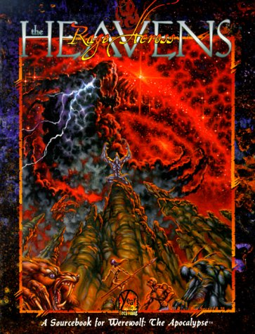 Rage Across The Heavens (Werewolf: The Apocalypse)