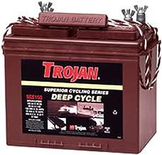 Trojan SCS150 12V 100Ah Group 24 Superior Deep Cycle Battery FAST USA SHIP