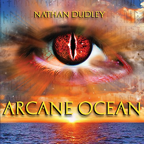 Arcane Ocean audiobook cover art