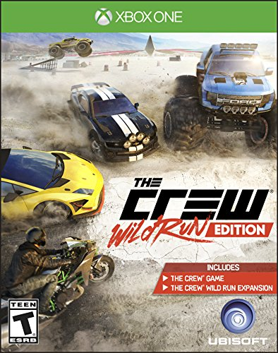 günstig Die Crew Wild Run Edition – Ubisofts Xbox One Vergleich im Deutschland