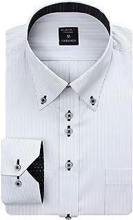 (ビジネススタイル アルフ) 長袖 大きいサイズ ワイシャツ イージーケア 形態安定 Yシャツ カッターシャツ ビジネス/sun-ml-sbu-1132-alf