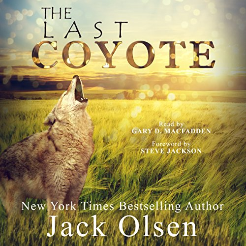 The Last Coyote audiobook cover art
