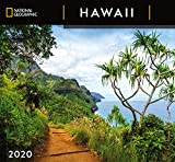 National Geographic Hawaii 2020 Wall Calendar