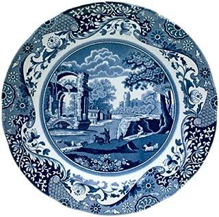 Spode Blue Italian 10-Inch Earthenware Dinner Plate