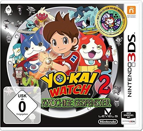 bester der welt Yo-Kai Watch 2: Bone Ghost (inklusive Steuern) Medaille 2021