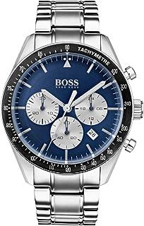 Reloj Cronógrafo para Hombre de Cuarzo con Correa en Acero Inoxidable 1513630