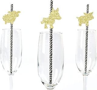 DS00005085 Azeeda 5 x Horse Tall Drink Stirrers Swizzle Sticks