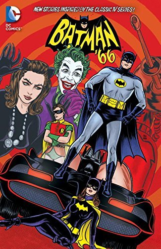 Batman '66 Volume 3 HC by Jonathan Case (Artist), Jeff Parker (5-May-2015) Hardcover