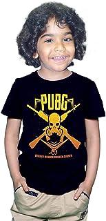 FMstyles PUBG Chiken Dinner Guns Kids Tshirt FMS399