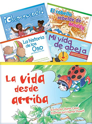 Compare Textbook Prices for Teacher Created Materials - Classroom Library Collections: Literary Text Readers Spanish Set 3 - 10 Book Set - Grade 1 - Guided Reading Level A - I  ISBN 9781493812707 by Teacher Created Materials