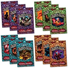 The Saga of Darren Shan Pack, 12 books, RRP £71.88 (Allies of Night,Cirque du Freak,Hunters of Dusk,Killers of Dawn,Lake of Souls,Lord of Shadows,Sons of Destiny,Vampire Prince,Vampire's Assistant,Trials of Death,Tunnels of Blood,Vampire Mountain). (The