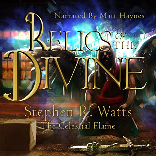 Relics of the Divine cover art
