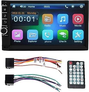 $70 » Car Player,Car MP5 Card Machine HD Bluetooth Hands-Free Calling FM Transmitter Reversing MP4 Player Accessory