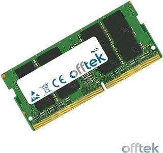 Memoria RAM de 4GB para Gigabyte P55W v7 (DDR4-19200) - actualización de Memoria para portátil